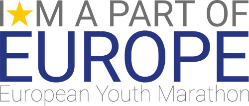European Youth Marathon Logo
