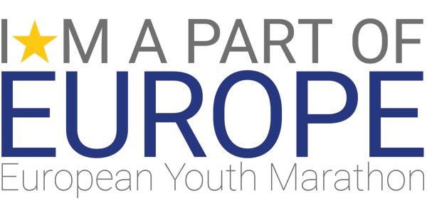 European Youth Marathon Logo