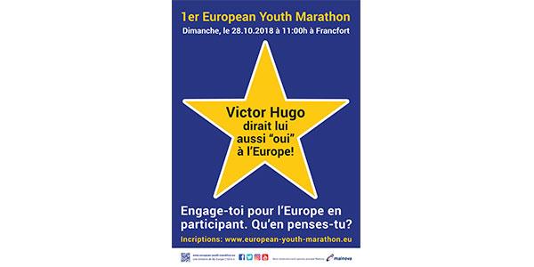 Poster Victor et Hugo
