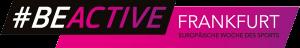 BeActive Frankfurt Logo freigestellt